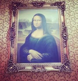 Mona Liza şadlıq sarayı