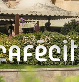 CafeCity Fountain