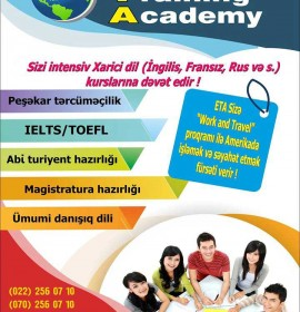 Education Training Academy