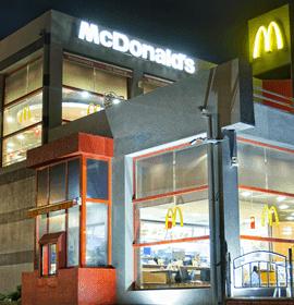 McDonalds Memar Əcəmi