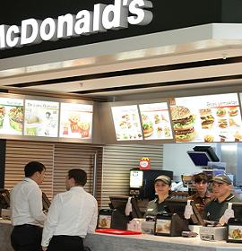 McDonalds Park Bulvar