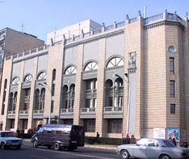 Azərbaycan Dövlət Musiqili Komediya Teatrı
