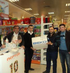 Neptun Supermarket Həzi Aslanov