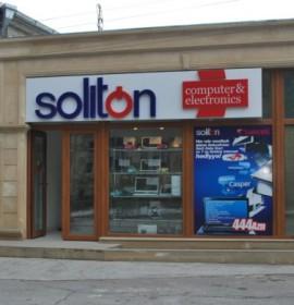 Soliton ICT  Şəki