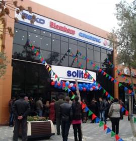 Soliton – Sumqayıt (3 mkr.)