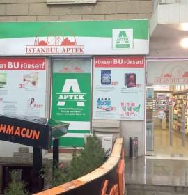 AVİS İstanbul şöbəsi