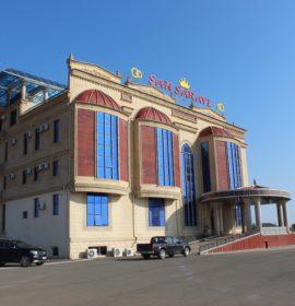 Şah Sarayı şadlıq evi