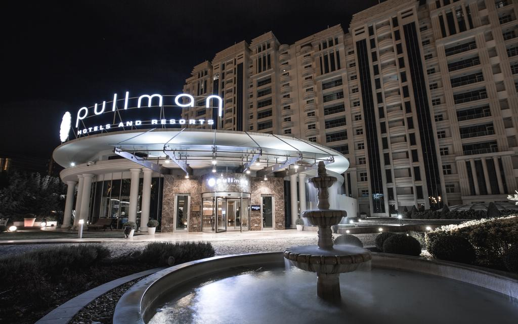 Pullman hotel baku for Pullman hotel