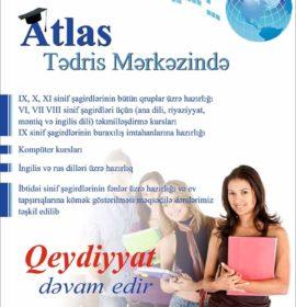 ATLAS Tədris Mərkəzi