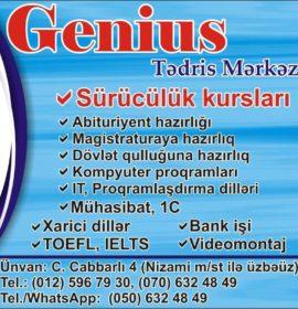 Genius tədris mərkəzi