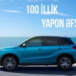 Suzuki Avto Azərbaycan