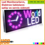 Reklam Xidmətləri və LED monitor