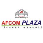 AF Com plaza ticarət mərkəzi