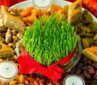 Novruz bayramı hazırlığı