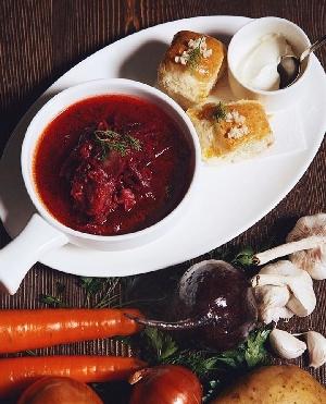 Zamok Lva Ukrayna restoranı