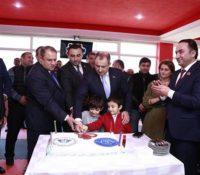"""""""Zirvə"""" Bİ Klublarının Sumqayıtda boks zalı açıldı – Fotolar + Video"""