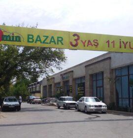 Əmin Bazar Sabirabad Qastronom